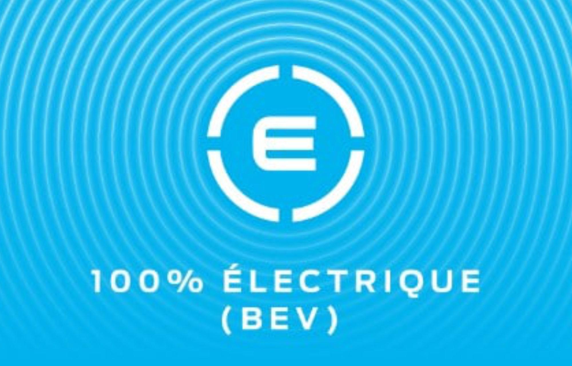 100% électrique (BEV)