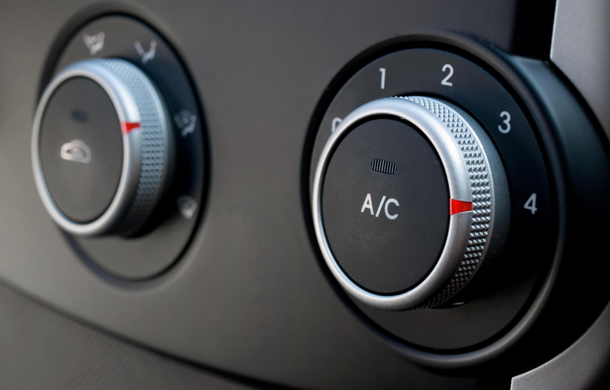 Contrôle climatisation
