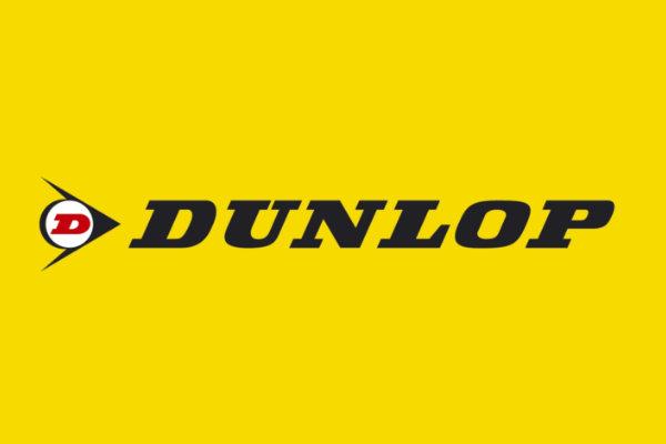 Dunlop logo Garage Vercauteren