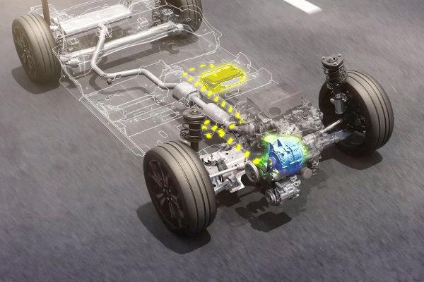 Kleine elektrische motor