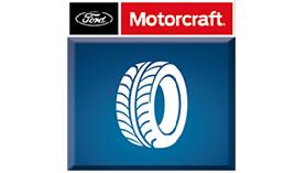 Ford Motorcraft banden