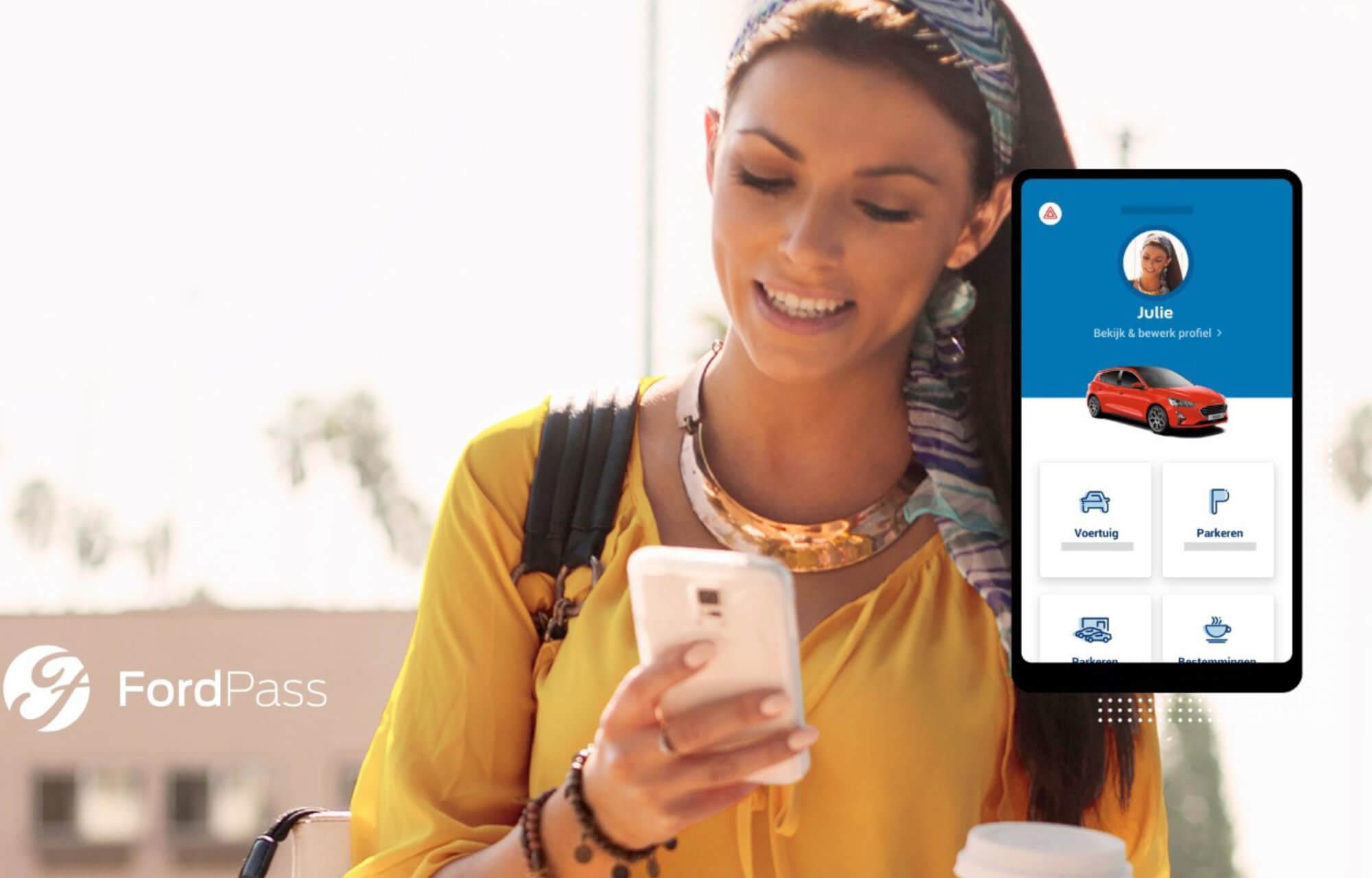 Bekijk ook de FordPass-app