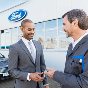 Service garanties Ford