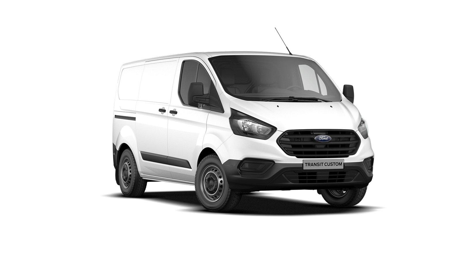 Nieuwe Ford Transit Custom