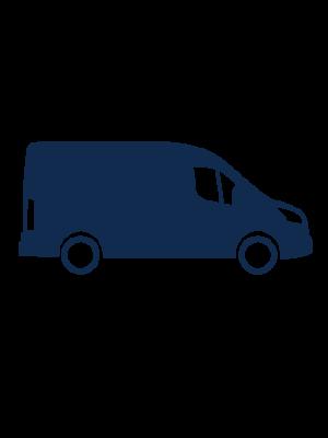 Bedrijfsvoertuigen icoontje Ford