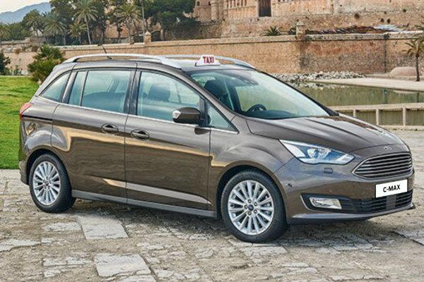 Ford C-MAX voor professionelen