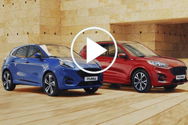 Ford presenteert: het slimme voertuig