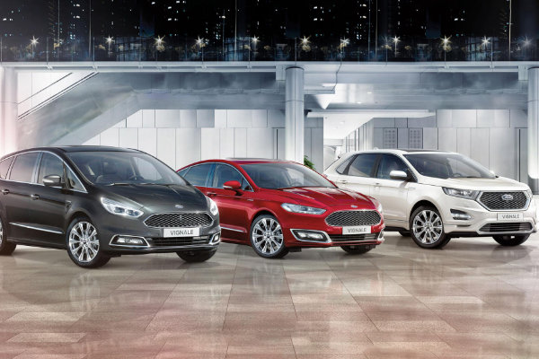 Ford Vignale business serie