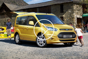 Accessoires Ford Tourneo Connect