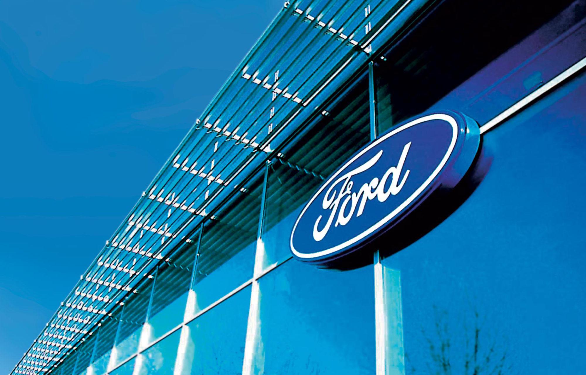 Professionnels Ford