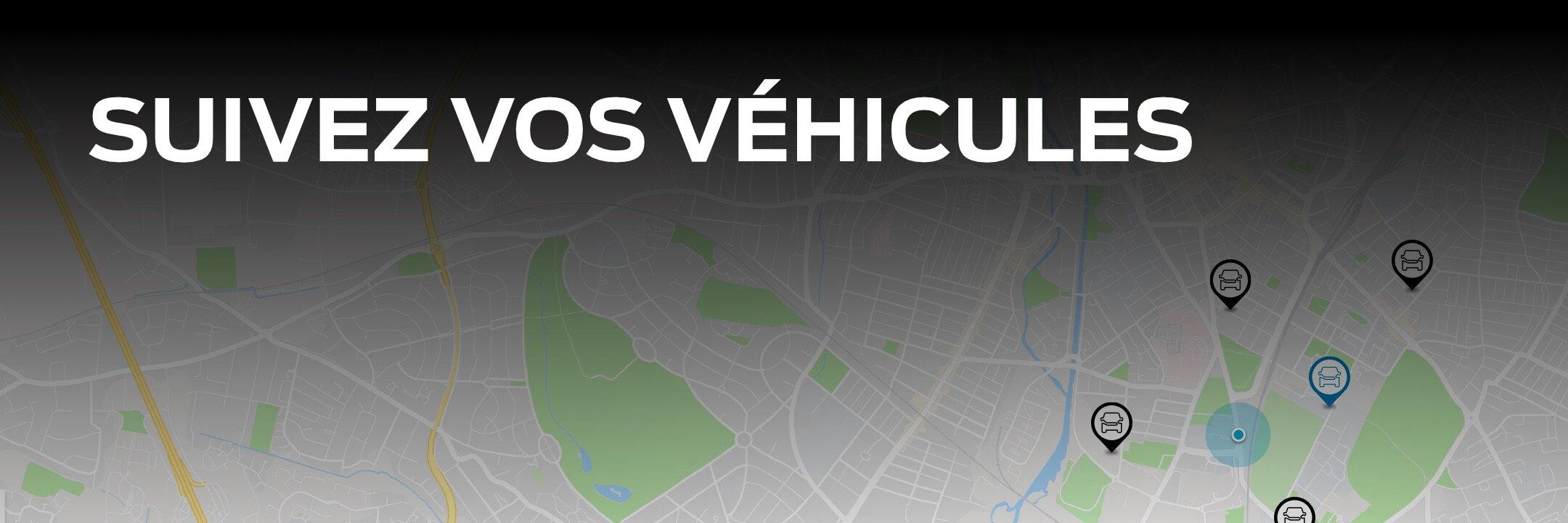 gardez une trace de vos véhicules avec fordpass pro