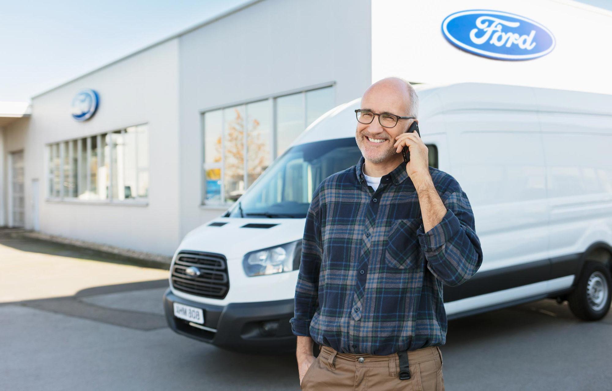 Ford Belgie professioneel