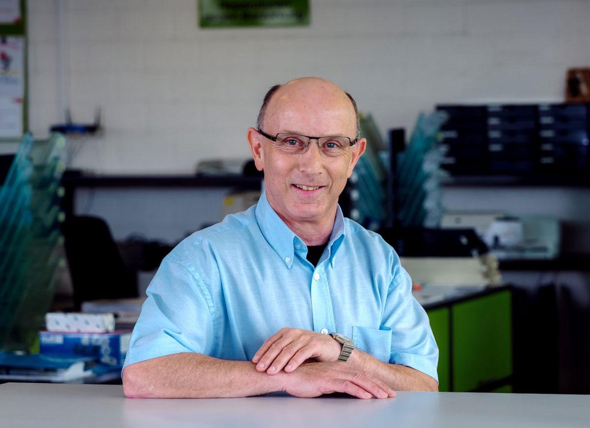 Markus Baur, Leiter Finanzbuchhaltung