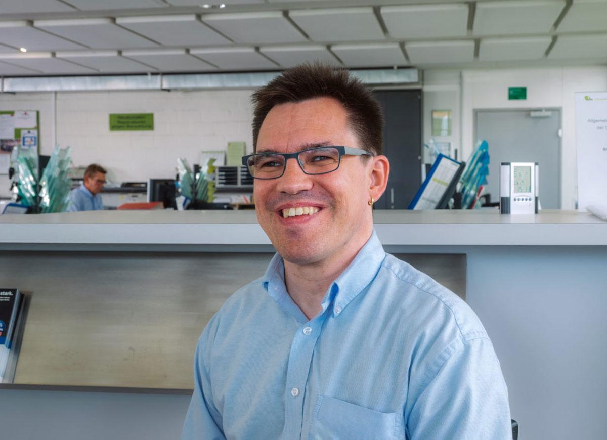 René Diethelm, Leiter ReMobil