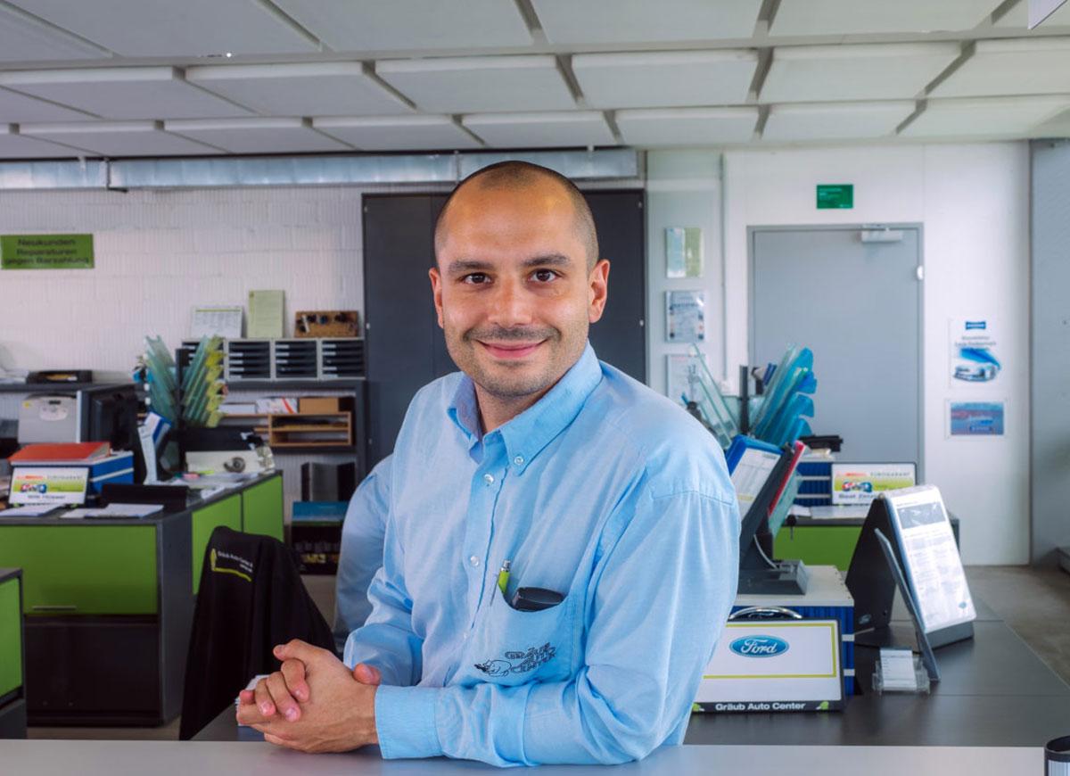 Franco Ciprietti, Verkaufsleiter