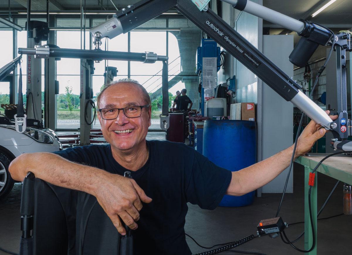 Salvatore Graffeo, Elektriker ReMobil