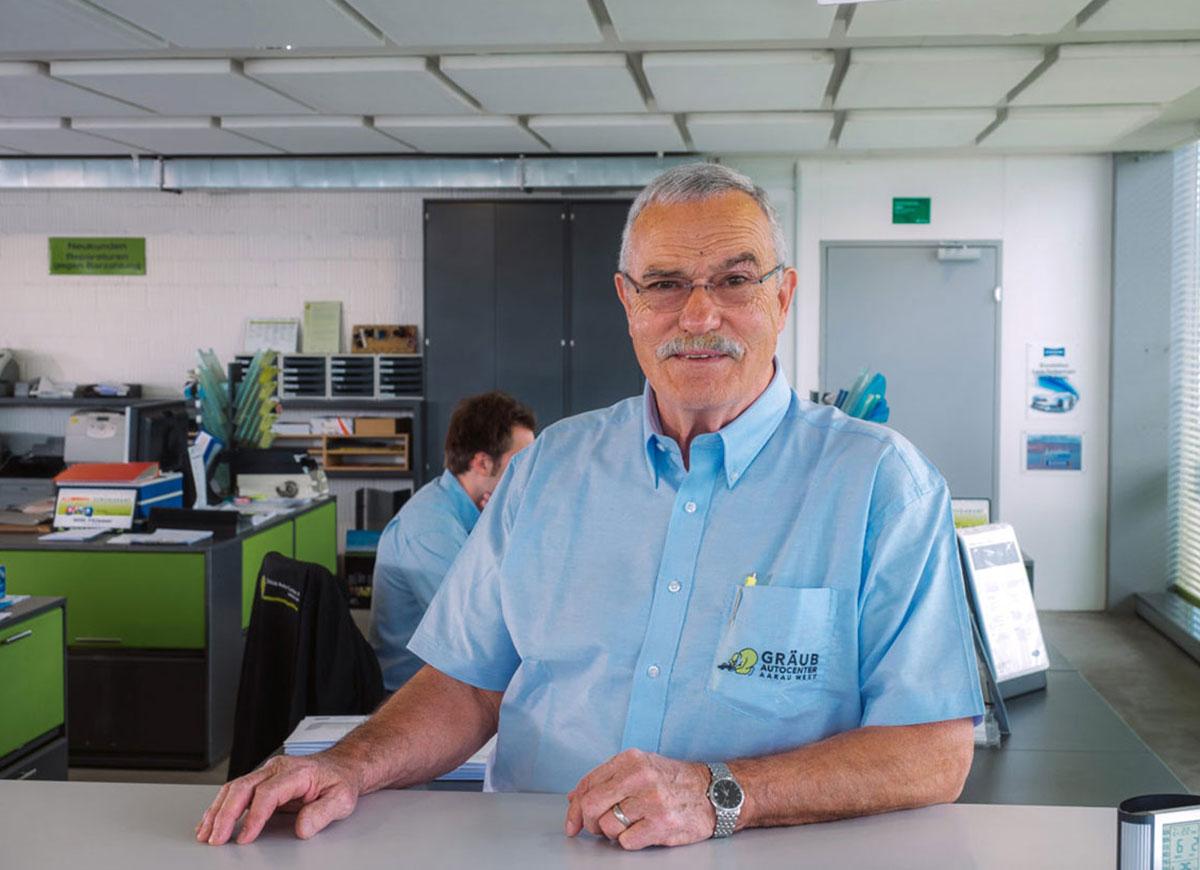 VRP Walter Gräub