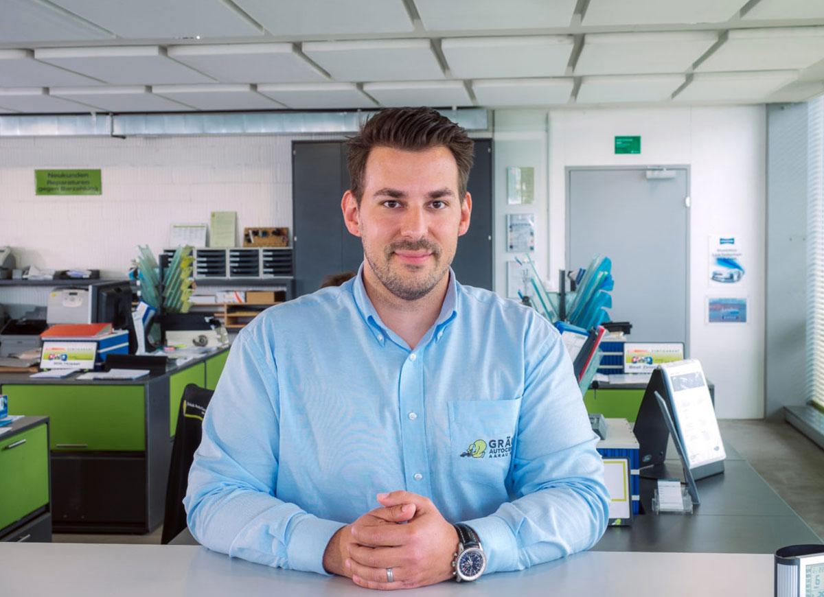 Nikola Podvinec, Stv. Leiter ReMobil / Garantiesachb.