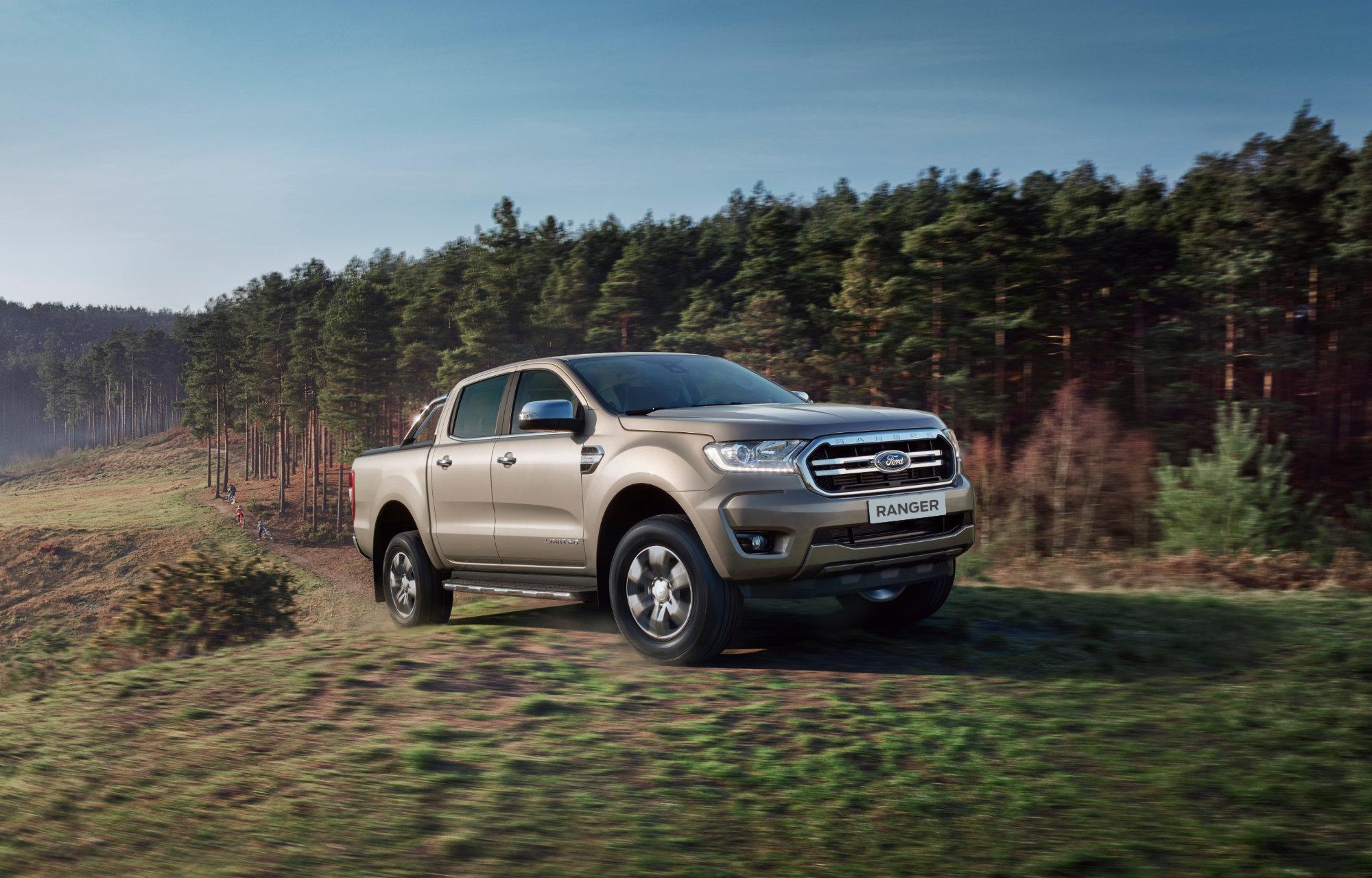 Ford Ranger New Limited