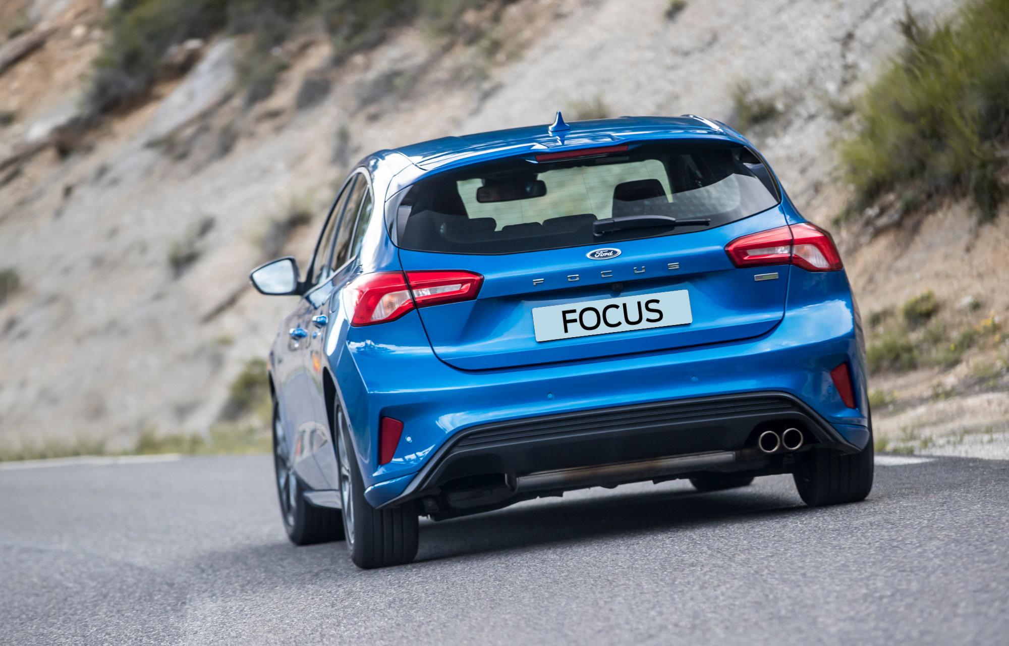 Ford Focus ST-Line Exterieur Garage Baumann Ostschweiz