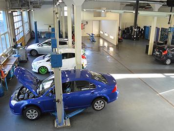 Autowerkstatt Garage Voney AG