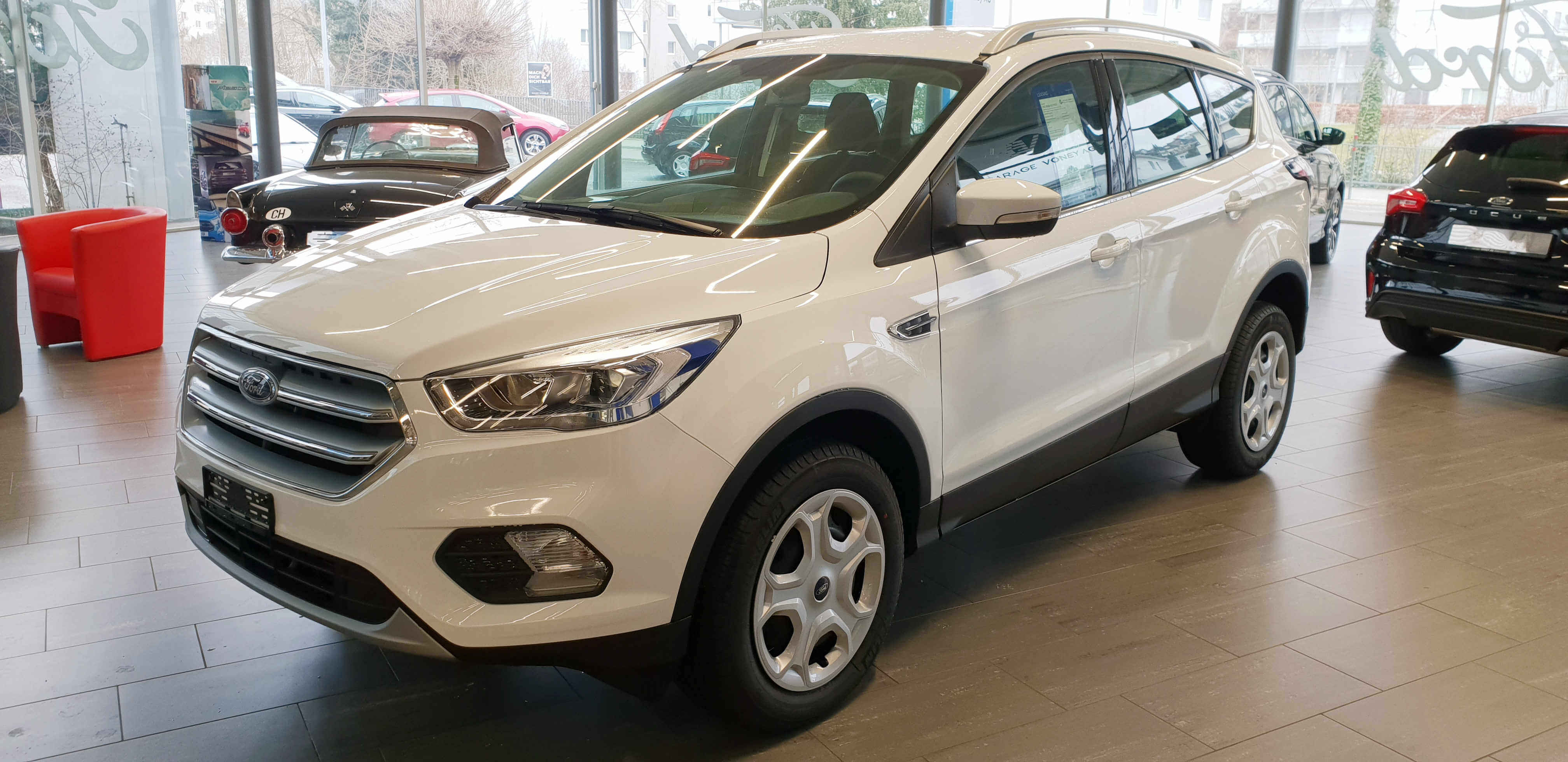Ford Kuga Business 4x2