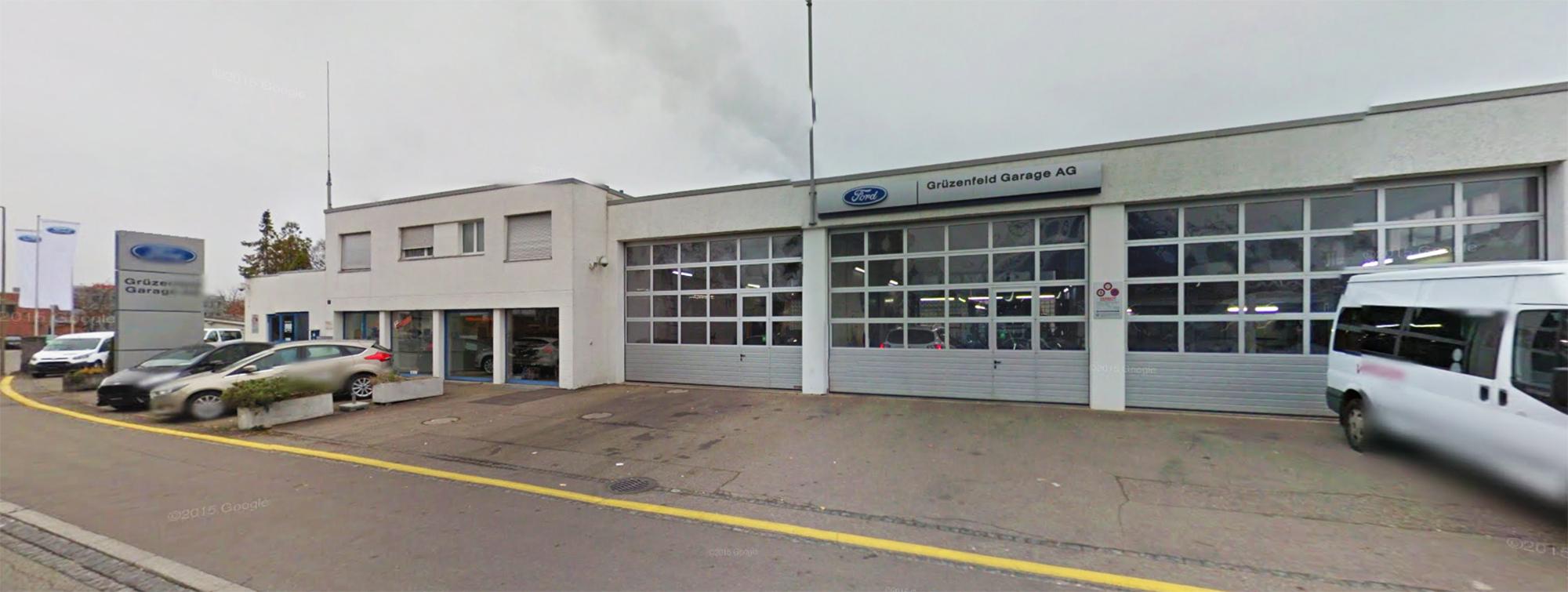 Grüzenfeld-Garage AG