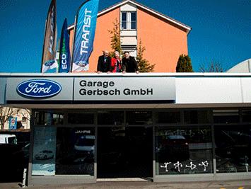 40 Jahre Garage Gerbsch