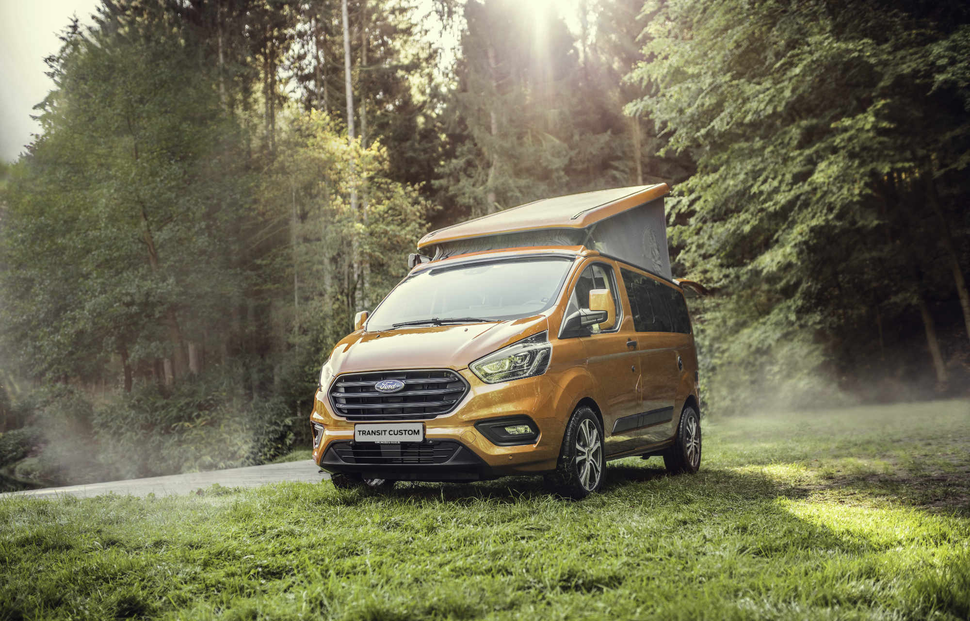 Ford Transit Custom Nugget