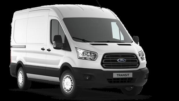 Ford Transit Virtual Showroom