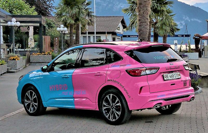 Ford Kuga PHEV | Schönegg-Garage AG