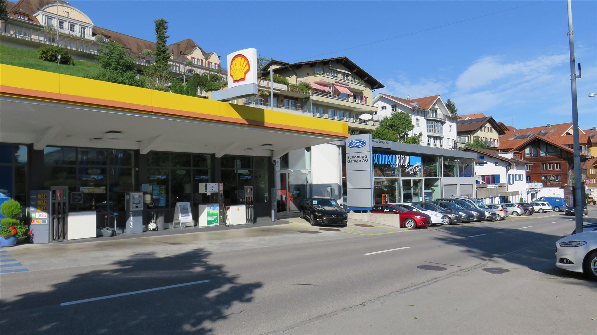 Tankstelle Schönegg-Garage AG