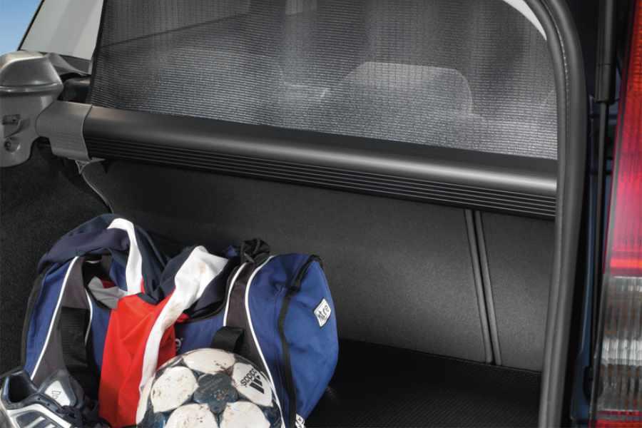 Gepäckraum-Haltenetz