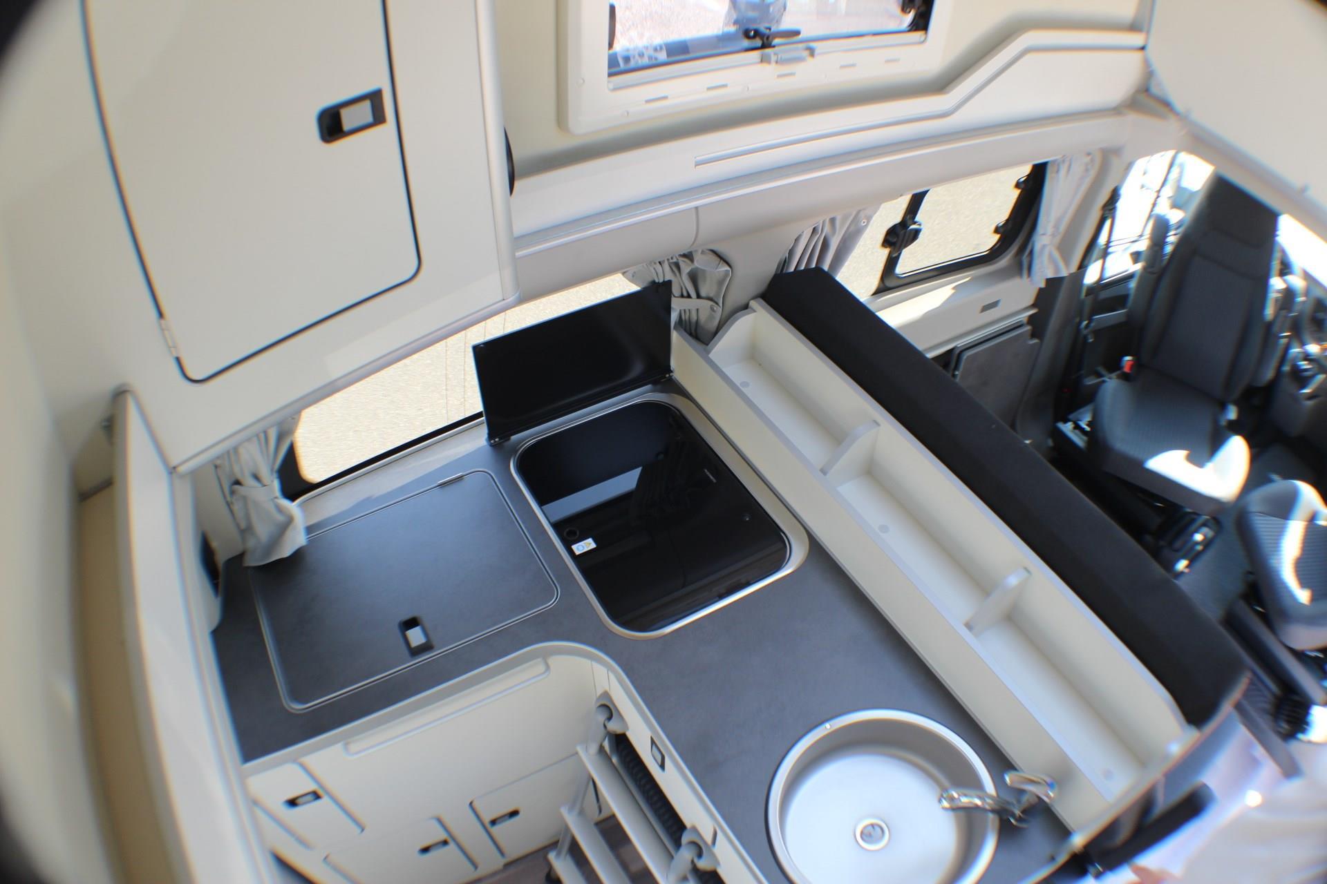 VMietwagen Ford Transit Westfalia Nugget Steffen Garage Remetschwil
