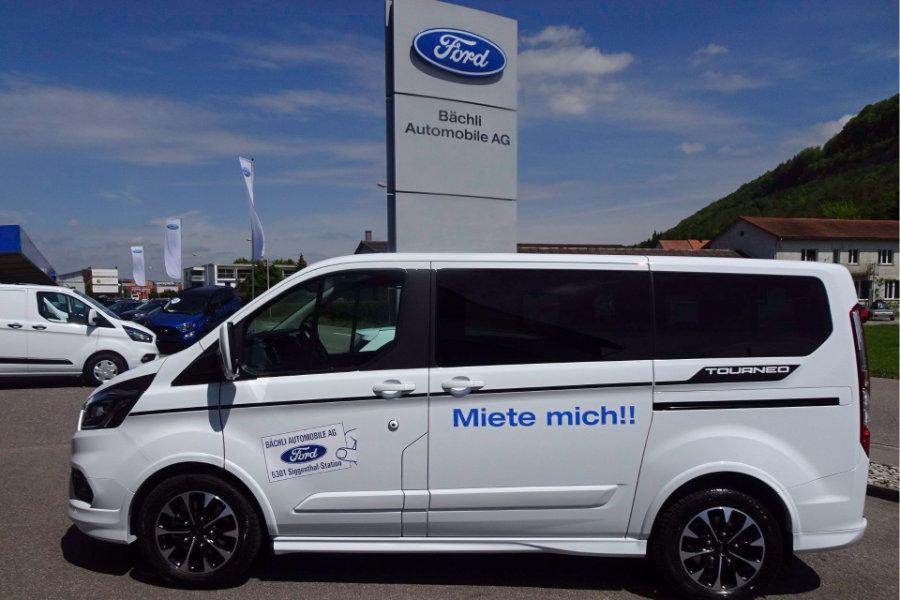 Ford Tourneo Mietbus 8-Plätze