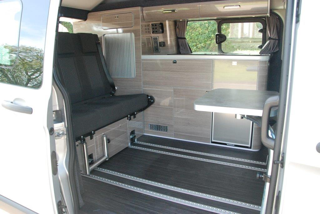 Ford Transit Custom Wellhouse