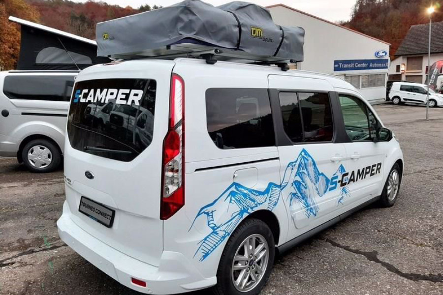 Ford TRANSIT CONNECT S-CAMPER