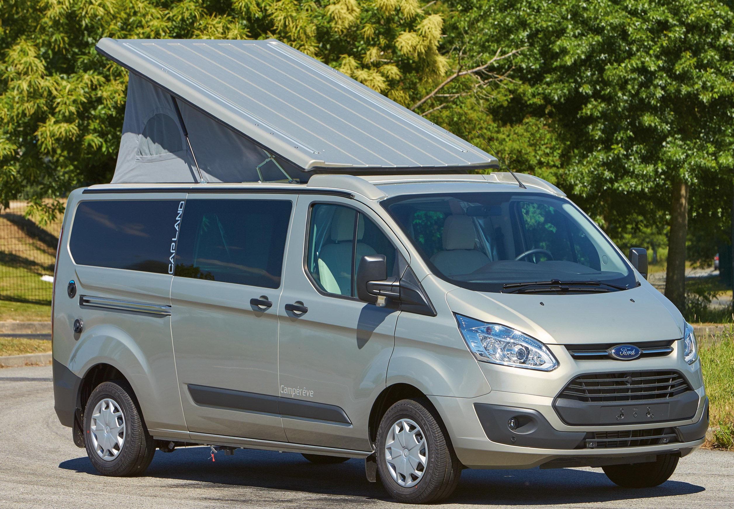 Ford Capland Camper