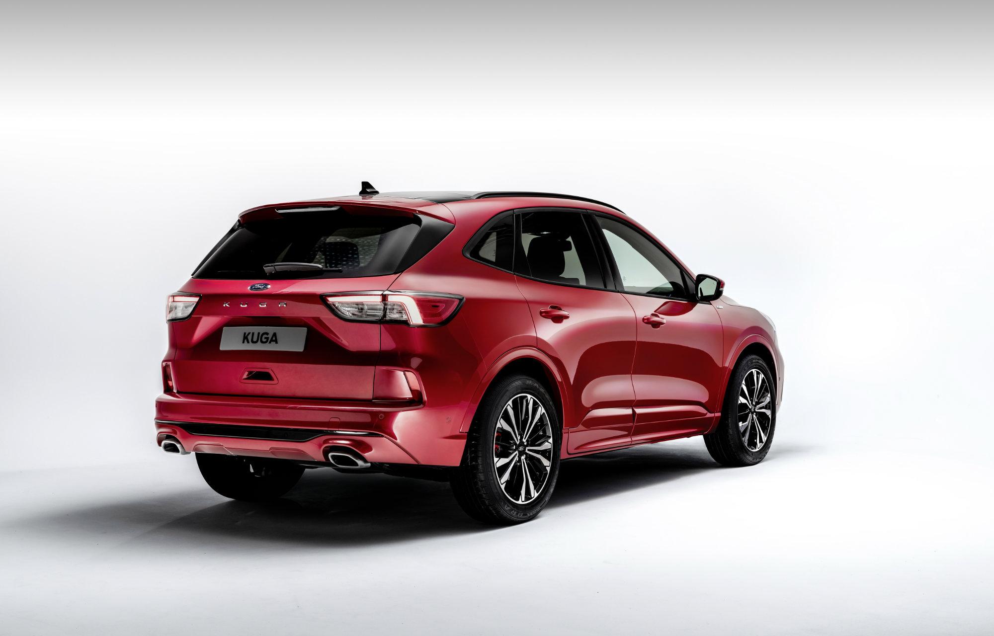 neuer Ford Kuga