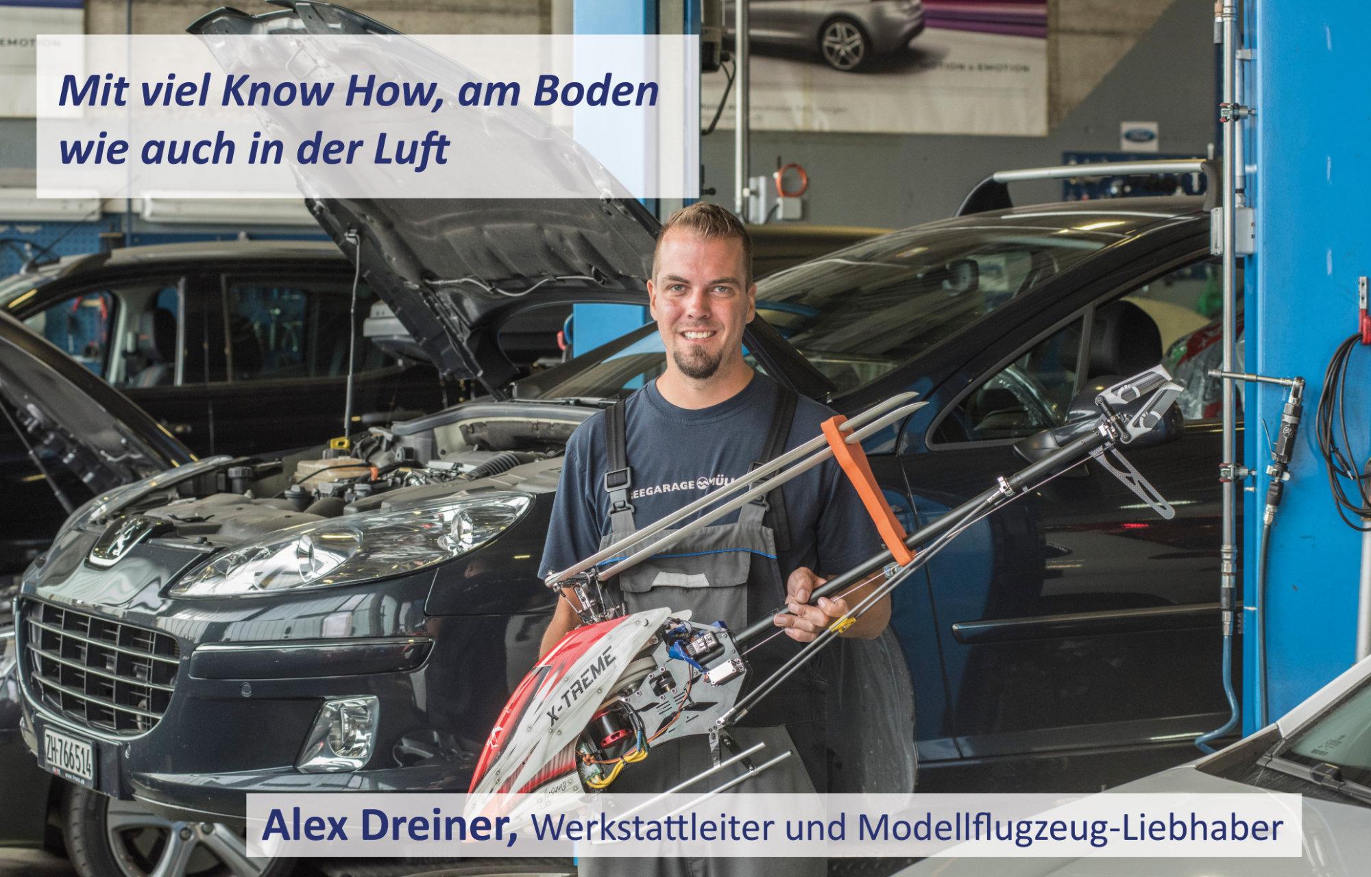 Alex Dreiner