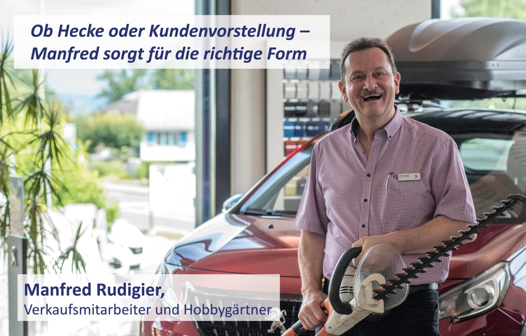 Manfred Rudigier