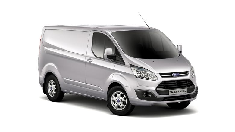 Ford Transit Custom mieten