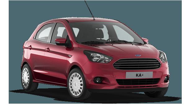Ford KA+ mieten