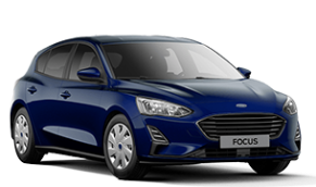 Ford Focus mieten