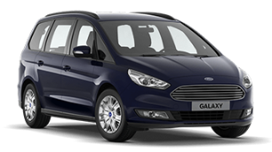 Ford Galaxy mieten