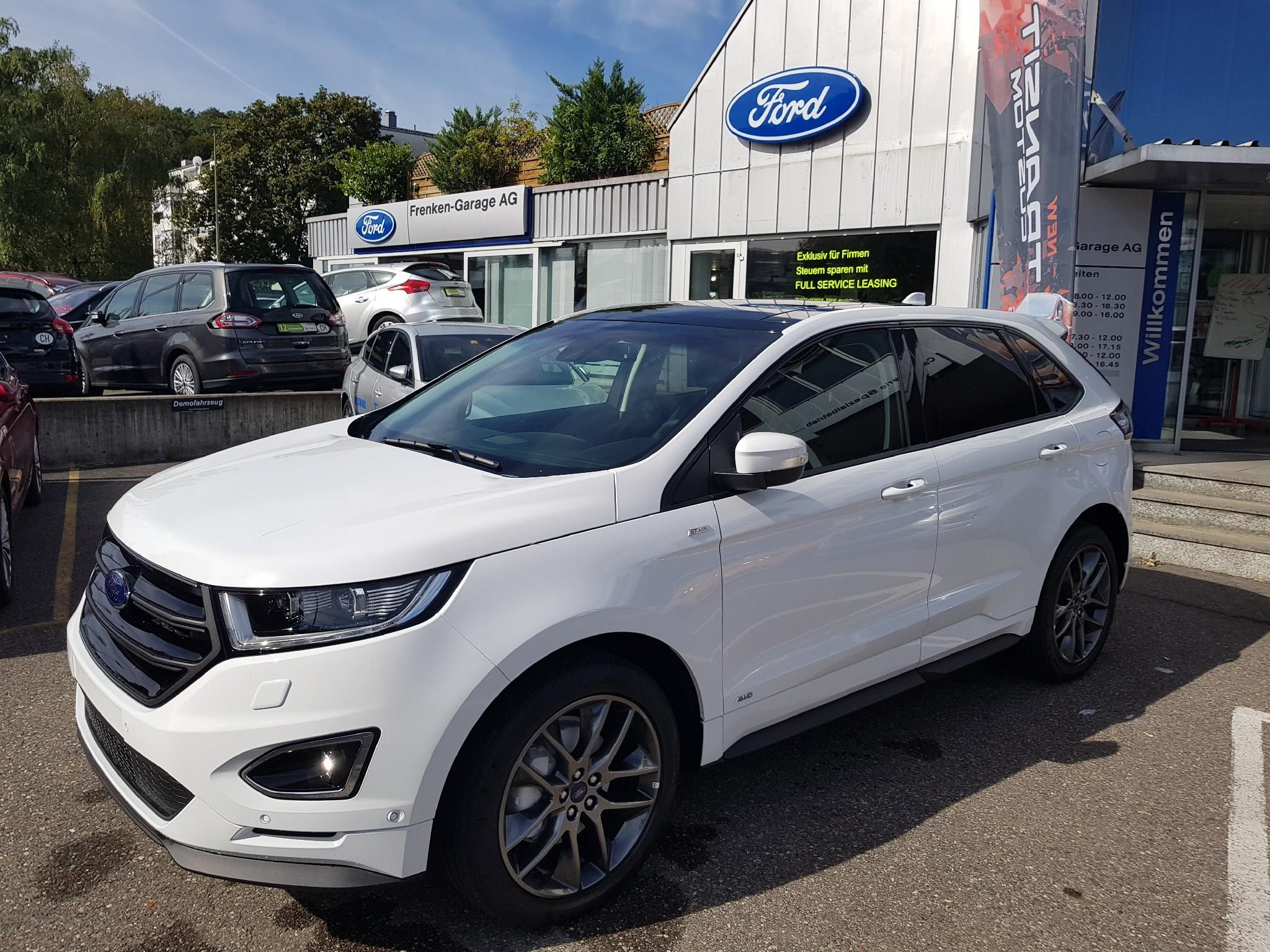 2019 FORD EDGE Edge 2.0 TDCi ST-Line 4WD PowerShift