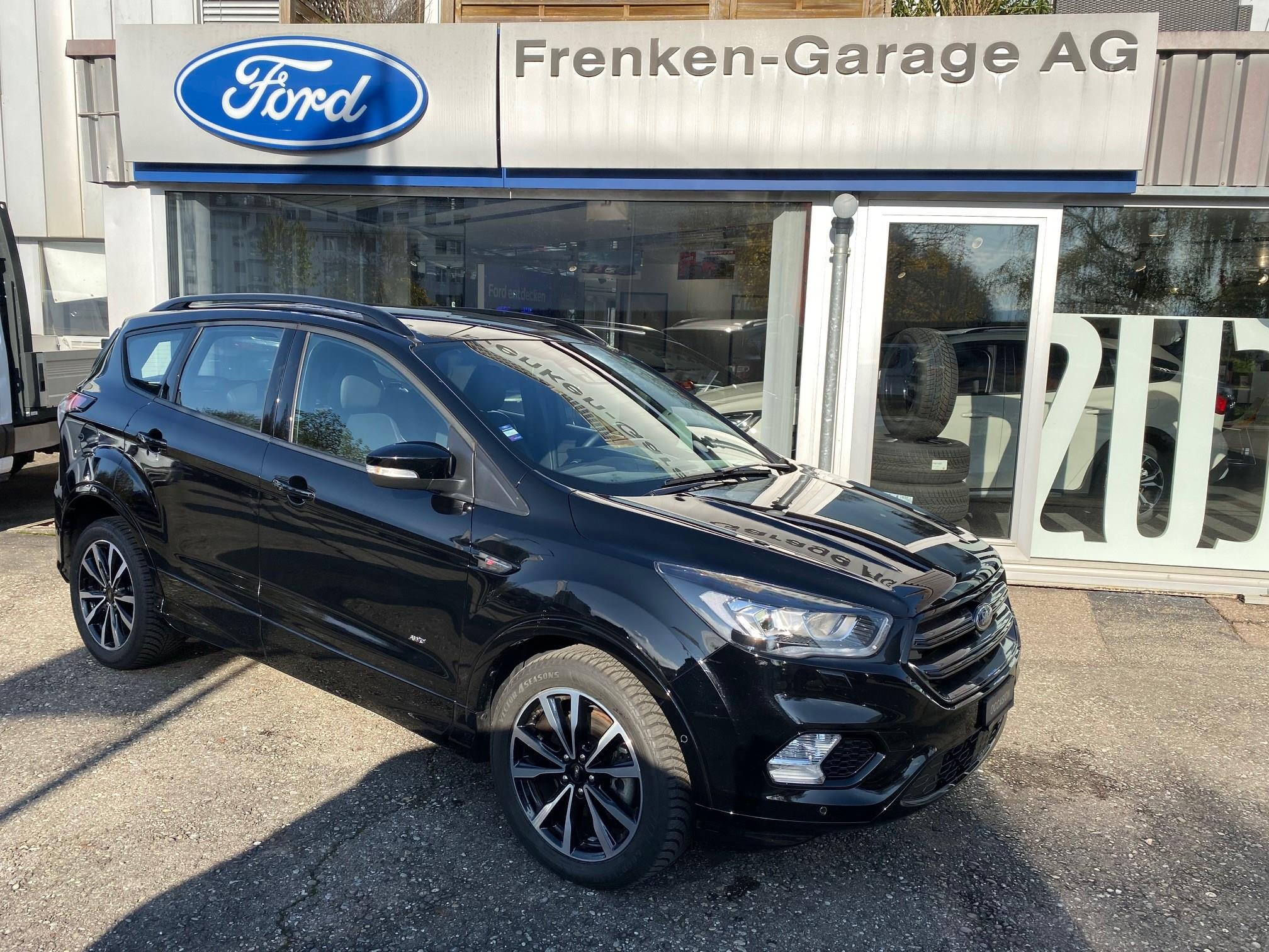 2019 FORD KUGA Kuga 2.0 TDCi ST Line High 4WD PowerShift