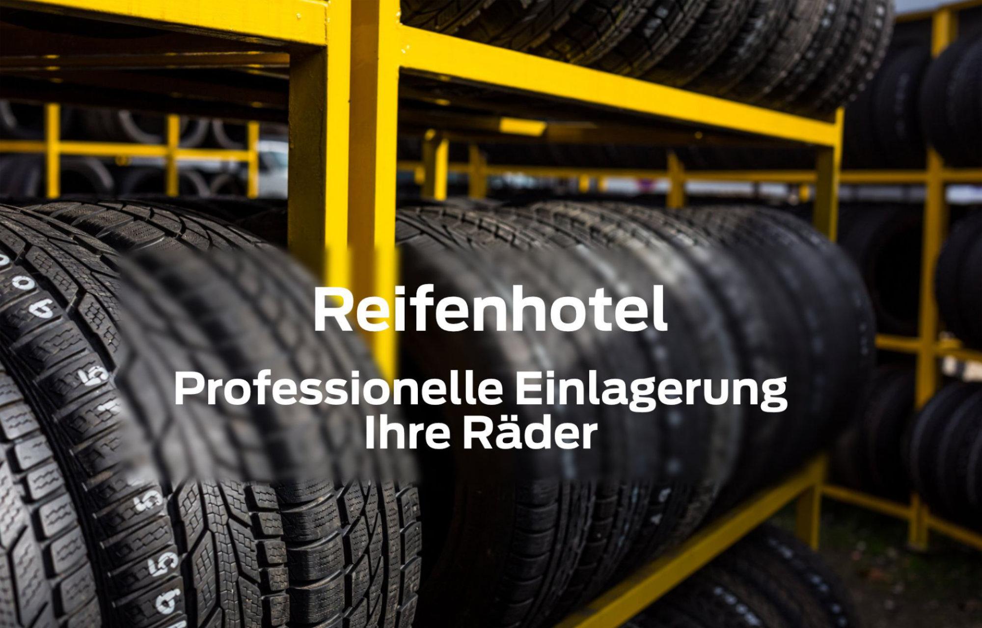 Reifen- und Räderhotel