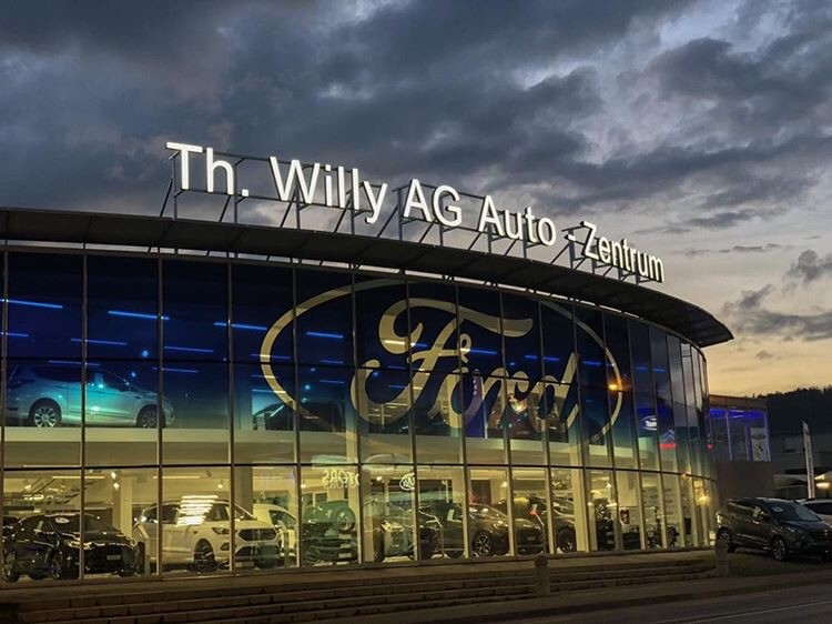 Th. Willy AG Auto-Zentrum in Kriens