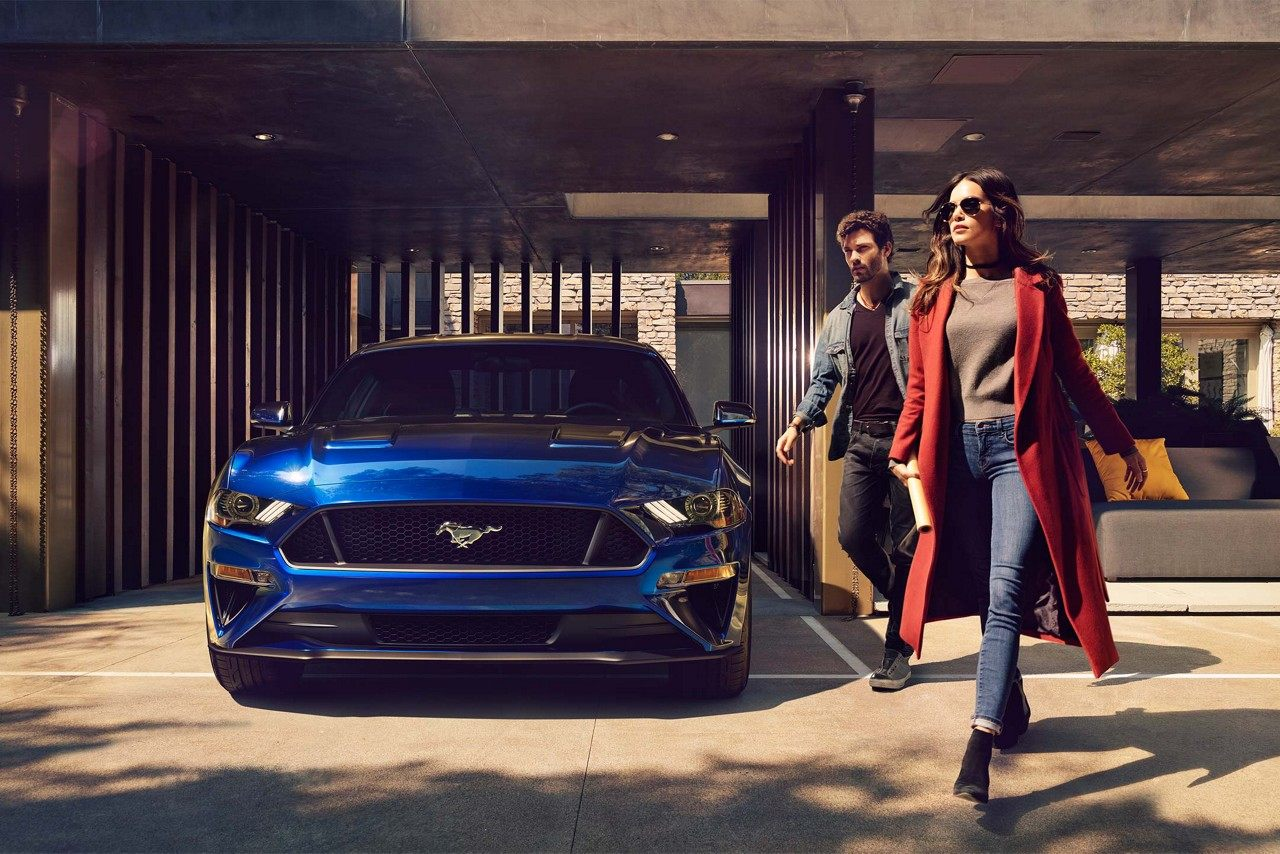 Ford Mustang 2018 Centralgarage Sursee AG